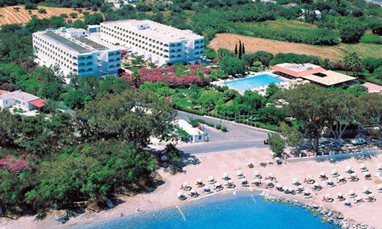 HOTEL CONTINENTAL PALACE, KOS ISLAND | Kos-Greece-hotels com